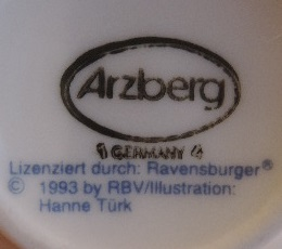 ARZBERG - GERMANY 1993 r.