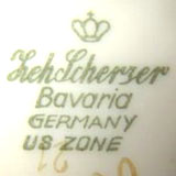Zeh, Scherzer & Co. AG r Bavaria US Zone (mark green 1945-1949 r.)