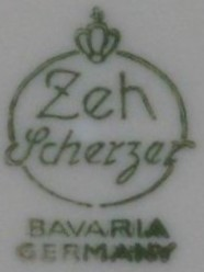 Zeh Scherzer & Co. AG -  Bavaria (mark green)