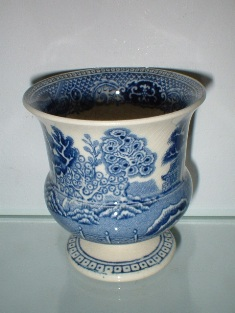 Wedgwood Willow Etruria England - 1880 r. (mark navy blue)