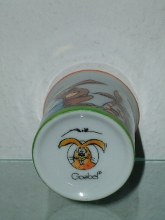 "Goebel - ""Hase Horst"" - design T.Adam & S.Ziege - Germany"