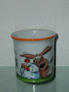 "Goebel - ""Hase Horst"" - design T.Adam & S.Ziege - Germany, Side A."