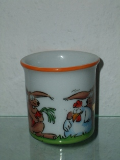 "Goebel - ""Hase Horst"" - design T.Adam & S.Ziege - Germany, Side C."