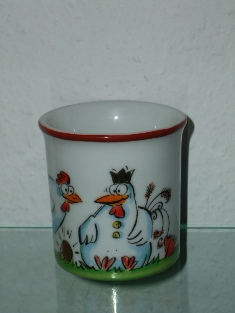 "Goebel - ""Fuchs Steffen"" - design T.Adam & S.Ziege - Germany, Side C."